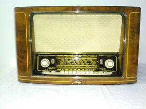antigua röhrenradio metz 405 / 3D WF  valvula antiguo rádio music musik radio