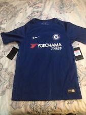 Nike Chelsea Football Club Yokohama Tyres Authentic Jersey Youth Nwt Size L