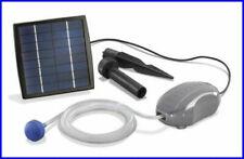 Solar Ersatzpumpe Teichbelüfter 6-9V Sauerstoff Teich Gartenteich esotec 101850