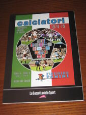 ALBUM CALCIATORI FIGURINE PANINI GAZZETTA DELLO SPORT 1974/75
