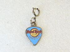 HELSINKI,Hard Rock Cafe,Bracelet Guitar Charm Light Blue