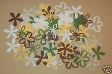 Sizzix Build a Flower Die Cut/Cuts 50 pcs *Cypress Cardstock