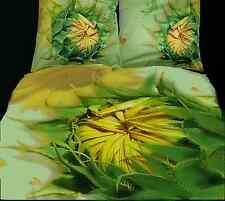 Bettwäsche mit Digitaldruck, Fotodruck, 3 D, 3-tlg., 80x80,200x200 cm,Baumwolle