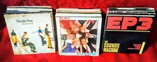 """50 80s INDIE / ROCK / ALTERN 7"""" VINYL SINGLES COLLECTION/ LOT (LISTED) - VG+"""