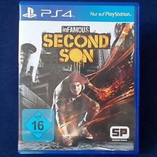 Ps4-playstation ► Infamous: second son ◄ dt. version | excellent état