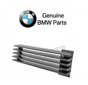 For BMW E31 840Ci 850i 850Ci 850CSi Air Inlet Grille Front Driver Left Genuine