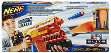 NERF DEMOLISHER 2-IN-1 | N-STRIKE ELITE BLASTER | NEW | FREE SHIPPING