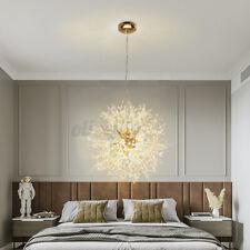 LED Kronleuchter Deckenlampe Deckenleuchte Wohnzimmer Leuchte 60cm Löwenzahn