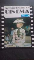 Revista Mensual Alpha de La Cinema N º 7 Brigitte Bardot 1976 Be Infolio