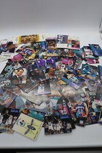 LOT 130+ Vintage Charlotte Hornets Basketball Games Ticket  Stud Trading Cards