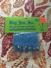 Vintage NIP Big Jon Inc Squid Style Bait Pack
