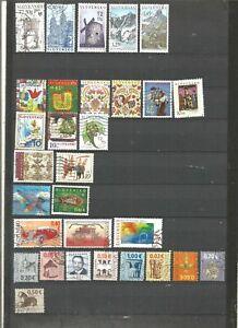 30 timbres SLOVAQUIE LOT  14122020  BM 333