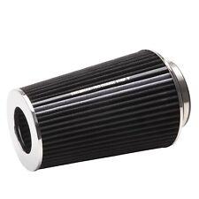 "Edelbrock 43690 Pro-Flo Universal Cone Filter 3""/3.5""/4"" Inlet Black - 10"" Long"