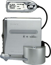 Sony Hi-MD MZ-NH1 Minidisc Player/Recorder + Accesoires