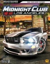 Midnight Club - Los Angeles Bradygames Signature Series Guide