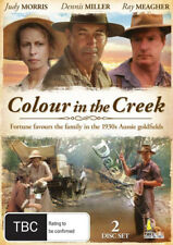 Colour in the Creek NEW PAL Series 2-DVD Set Judy Morris Dennis Miller Australia
