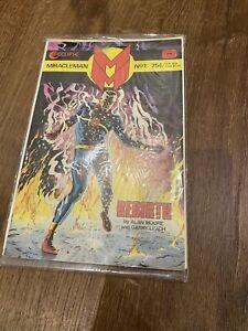 Miracleman No.1 & No.2 Comic Book Collection