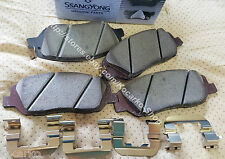 OEM Front brake Pads Disk Brake Ssangyong Korando C New Actyon 2011+ #48130340A0