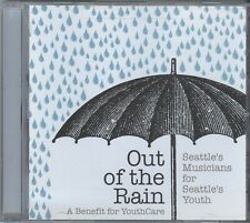 """""""Out in the Rain""""-- various Seattle artists."""