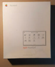 More details for apple macintosh hypercard vintage manuals and software. boxed, never used