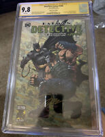 DC DETECTIVE COMICS #1000 CGC SS 9.8 Jim Lee Album Comics variant (limited)