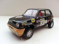 Slot SCX Scalextric Altaya Renault R5 Copa Walter Wolf Racing