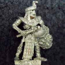 2002 Undead Tomb Guard Command Musician Games Workshop Warhammer Kings Drummer