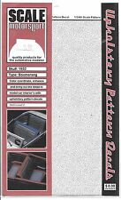 Scale Motorsport Upholstery Pattern Decals, Boomerang Pattern 1/24 SMO 1952 ST