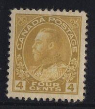 MOTON114    #110 Canada mint well centered cv $80