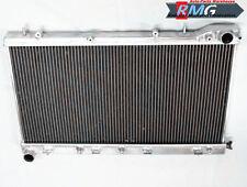 2Row Aluminum Radiator Fit For 2003-2005 Subaru Forester 2.5L H4 EJ255 2004