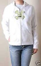 Paul Frank Striped  Skurvy Hoodie (S) White
