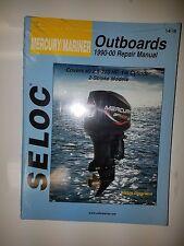 MERCURY MARINER OUTBOARD SERVICE REPAIR MANUAL 2.5 -275 HP 1990-2000 SELOC 1416