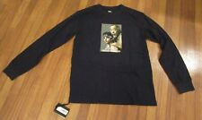 KITH x Karate Kid L/S Tee T-Shirt Size Large Black Kith Monday Program Just Us