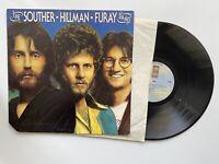 The Souther-Hillman-Furay Band Vinyl Album Record LPVG+