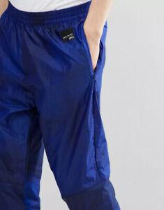 ADIDAS ORIGINALS EQT INDIGO TRACK PANTS TAPERED WOVEN BLUE CD6831 MSRP $150 XL