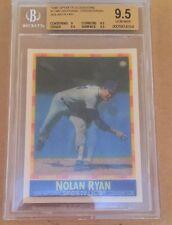 1990 Score Sportsflics Nolan Ryan 11th National Convention PROMO BGS 9.5 GEM