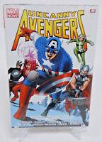 Uncanny Avengers Omnibus Remender Marvel Comics HC Hard Cover New Sealed $99
