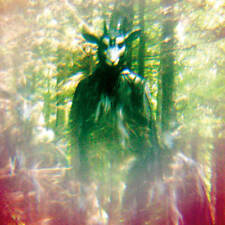 Black Mountain Transmitter - Black Goat Of The Woods CD Dark Ambient Electronica