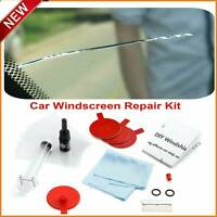 Car Auto Windscreen Windshield Repair Tool DIY Kit Wind Glass For Chip & Crack Y