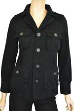 Cotton/Polyester Women's Basic Coats