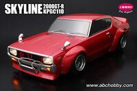 ABC-Hobby 66154 1/10 Nissan Skyline 2000 GT-R (KPGC110) Cherry Tail Custom V.1.5