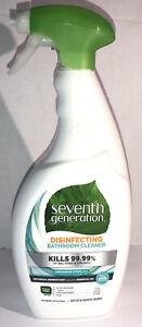 Seventh Generation Multi-Surface Cleaner Kills 99.9% Spray 1ea  26oz blt