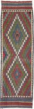 Kilim Teppich Orientteppich Rug Carpet Tapis Tapijt Tappeto Alfombra Art Läufer