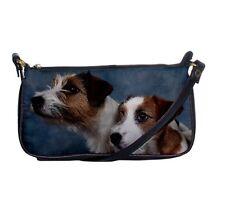 JACK RUSSELL TERRIER DOG PUP SHOULDER CLUTCH BAG HANDBAG 121128490