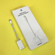 Apple Lightning to USB Camera Adapter MD821AM/A #U3017