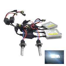 Main Beam H7 Canbus Pro HID Kit 6000k Ice White 35W Fits Mercedes RTHK2269