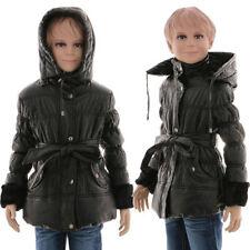 Mantel-Größe Mädchen-Jacken, - Mäntel & -Schneeanzüge mit Kapuze im 134