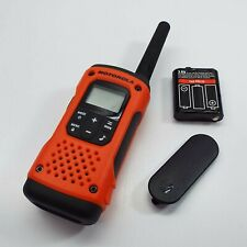 Motorola T503 Talkabout H2O Rechargeable 2-way Radio (1 Pack) LOOK DESC. (H200)