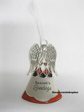 Ganz Nativity Angel Ornament-Season's Greetings (Ex26877)