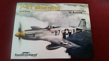 Suadron Publications #10211 P-51 Mustang In Action New Warehouse Stock